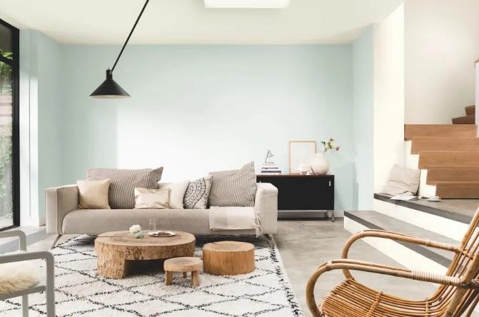 Magasin de meubles à Paris