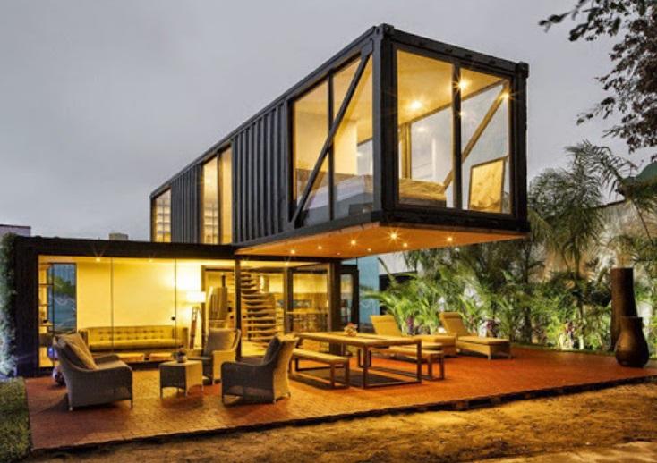 Maison Container Avantages Inconvenients Et Budget