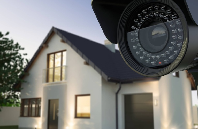 Caméra maison