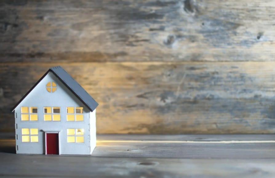 Une maison miniature