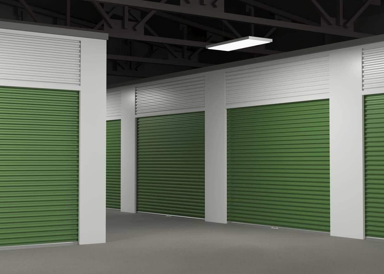 Des portes de garages