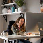 """Télétravail : installer un éclairage adapté dans son """"home office"""""""