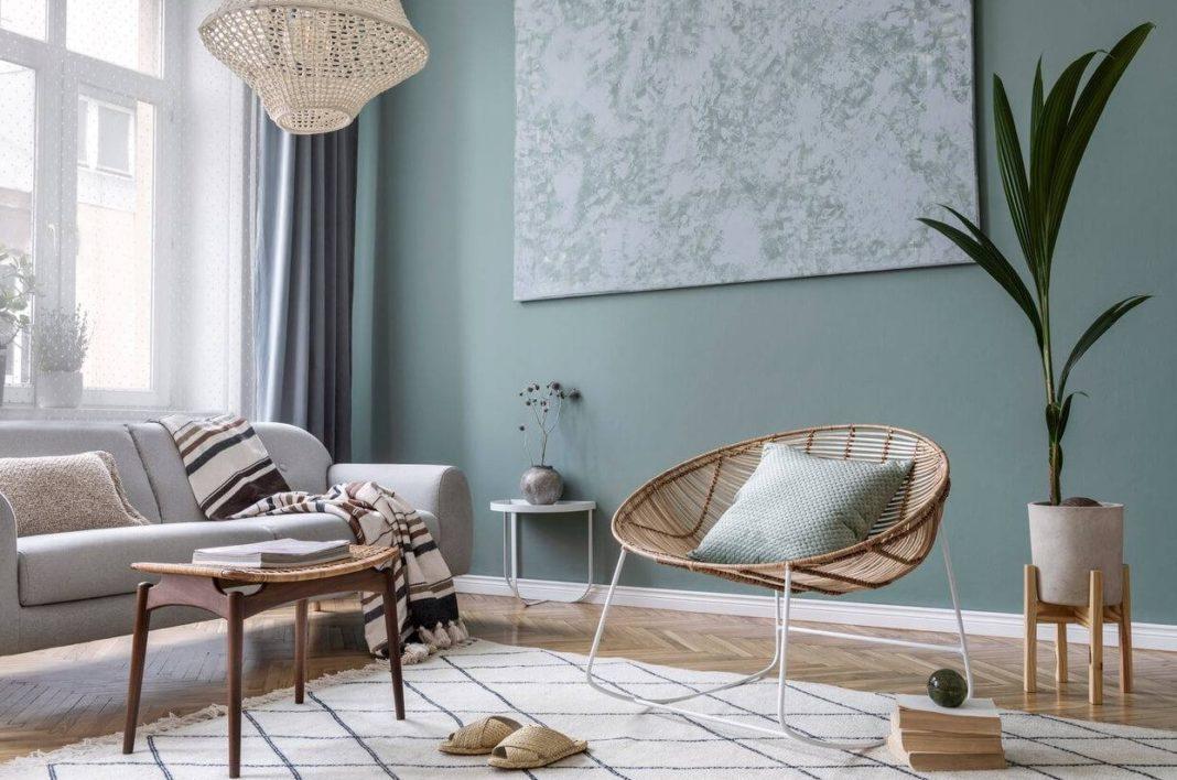 salon meuble décoration