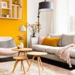 Comment rendre mon salon plus coloré ?