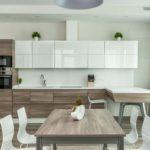 L'atout du sur-mesure pour optimiser une cuisine en longueur