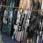 Maison insolite: une deuxième vie pour ses skis