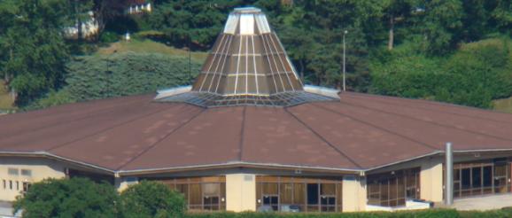 La salle Micropolis à Besançon
