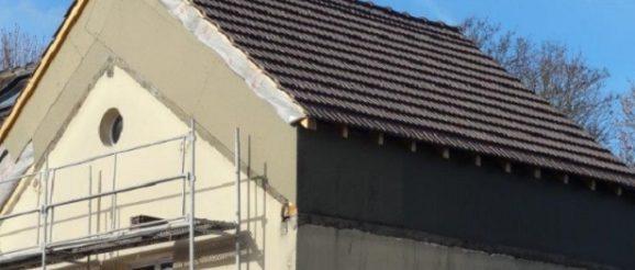 Surélévation de toiture