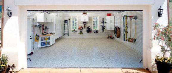 comment transformer son garage une pi ce de vie. Black Bedroom Furniture Sets. Home Design Ideas