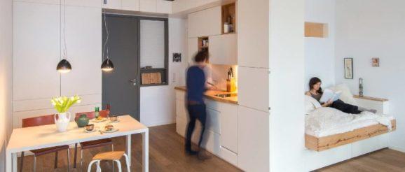 Comment bien aménager un petit espace ?