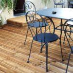 Comment fabriquer soi-même une terrasse en bois dans son jardin?