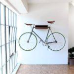 Comment ranger un vélo dans son appartement?