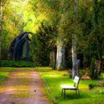 Le jardin invité d'honneur du Salon de l'Habitat