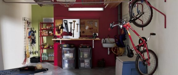 Stocker du matériel dans son garage