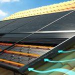L'aérovoltaïque : un nouveau système qui combine photovoltaïque et thermique