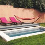 La mini-piscine, l'alliance du charme et du fonctionnel