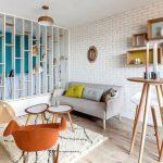 Petits espaces et petites surfaces : opter pour un aménagement multifonctions