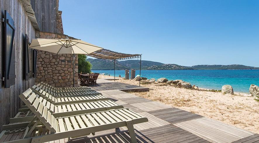 Villa plage