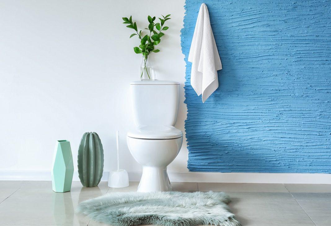 WC bien décorés