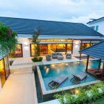 Combien coûtent les villas de luxe ?