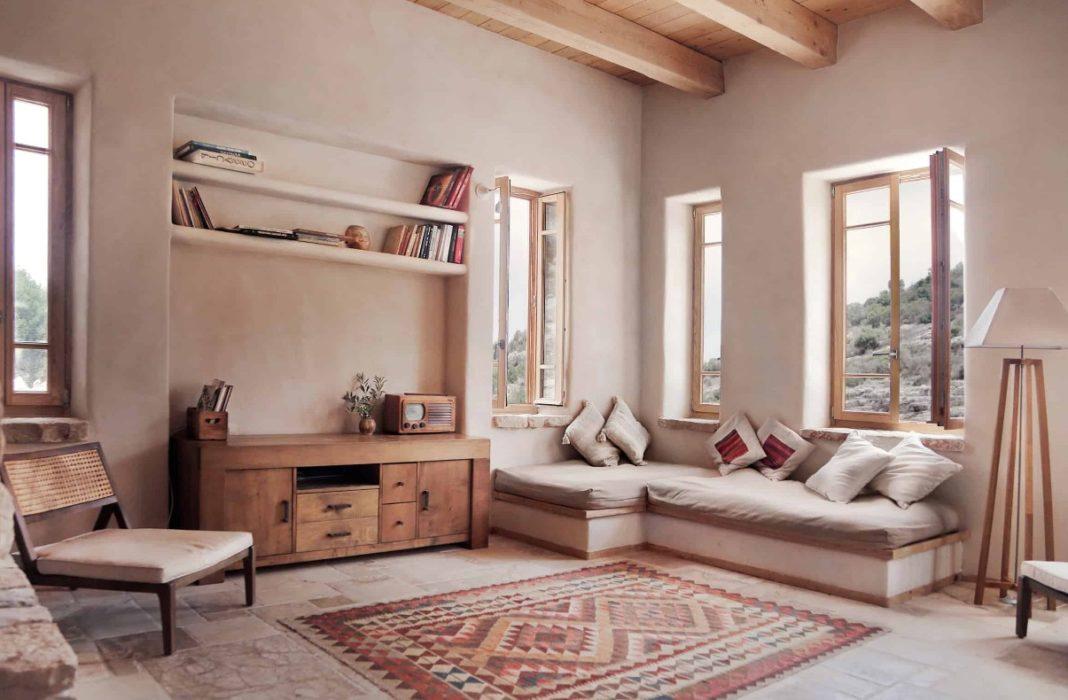 Chanvre maison décoration