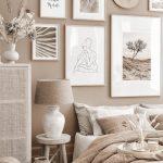 L'utilisation de la couleur taupe pour la décoration d'intérieur
